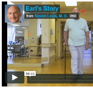Patient Shares His Appreciation and Direct Anterior Hip Replacement Journey