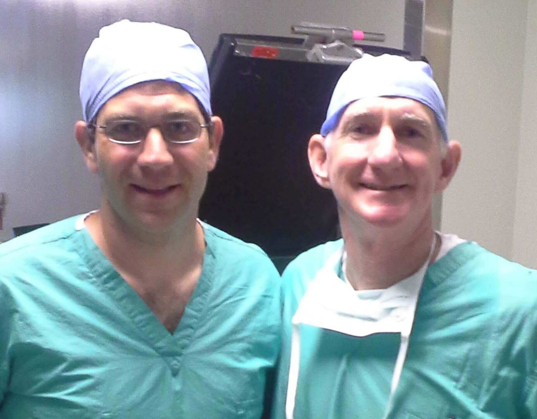 Local Surgeon Gains Valuable Insights Into the Latest in Hip Replacement Procedures