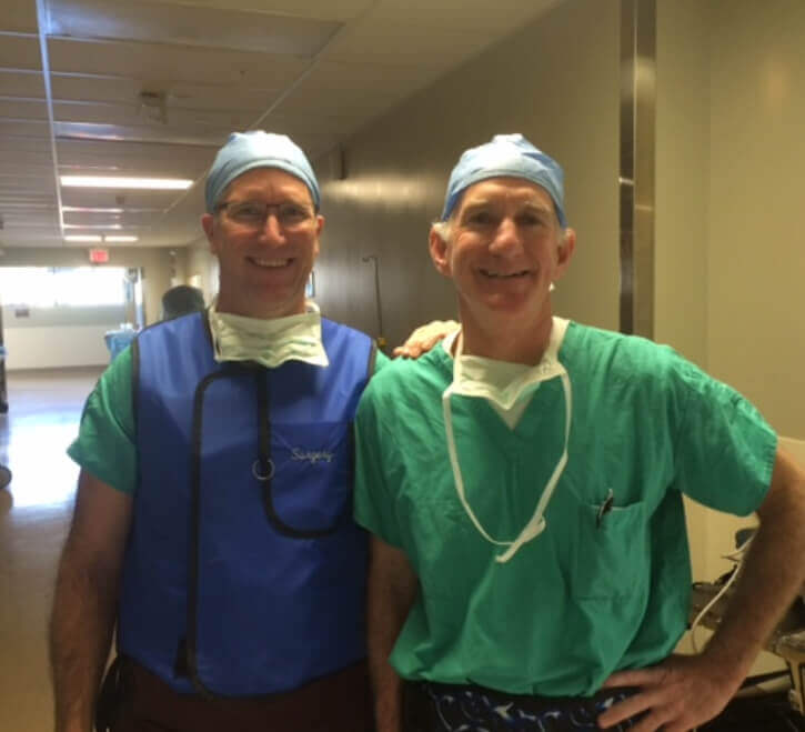 Dr. Louis Mentors Surgeon from Novi, Michigan
