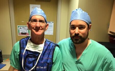 Dr. Steven Louis clinical training