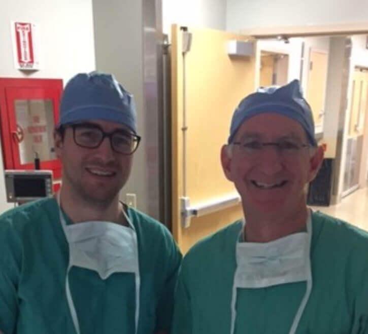 New Surgeon at Hinsdale Orthopedics Gains Valuable DAA Insights